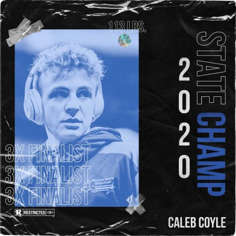 Junior Caleb Coyle Makes His Mark in Nebraska Wrestling
