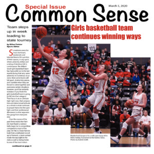 Special Girls Basketball Issue p1